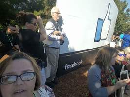 SCHS Computer Science Teacher Visits Facebook Headquarters