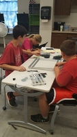 Star City Middle School host Robotics Camp